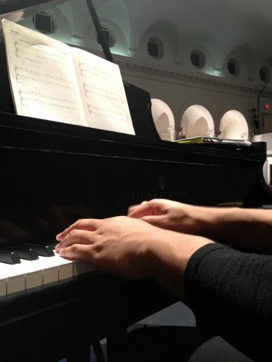 Piano Hands